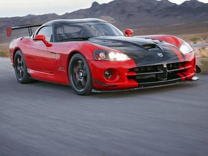 2008 Dodge Viper SRT10 ACR 10