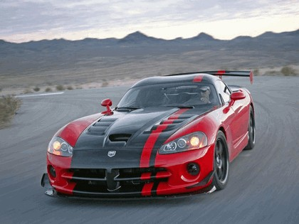 2008 Dodge Viper SRT10 ACR 17