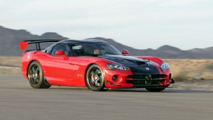 2008 Dodge Viper SRT10 ACR 1