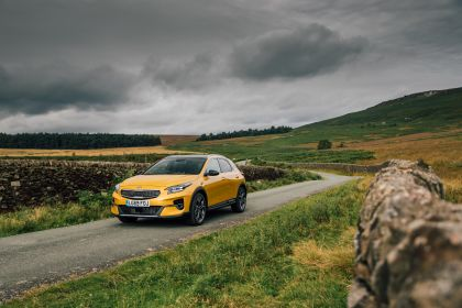 2020 Kia XCeed 1.4 T-GDi First Edition - UK version 2