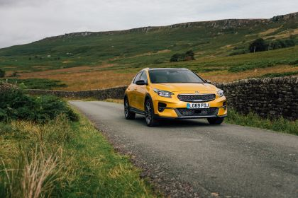 2020 Kia XCeed 1.4 T-GDi First Edition - UK version 3