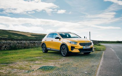 2020 Kia XCeed 1.4 T-GDi First Edition - UK version 4
