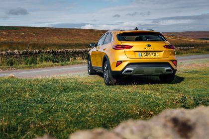 2020 Kia XCeed 1.4 T-GDi First Edition - UK version 11
