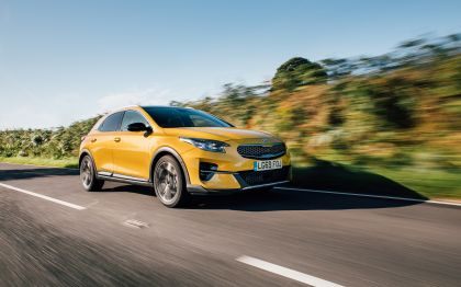 2020 Kia XCeed 1.4 T-GDi First Edition - UK version 16