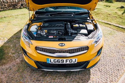 2020 Kia XCeed 1.4 T-GDi First Edition - UK version 62