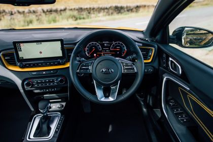 2020 Kia XCeed 1.4 T-GDi First Edition - UK version 74