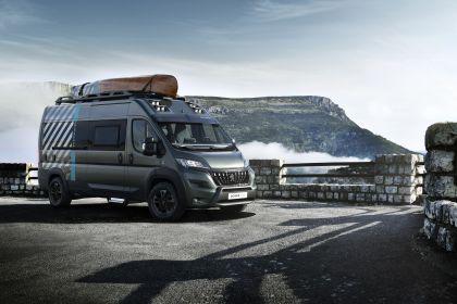 2019 Peugeot Boxer 4x4 concept 1