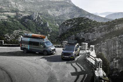2019 Peugeot Boxer 4x4 concept 2