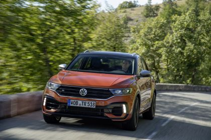2020 Volkswagen T-Roc R 55