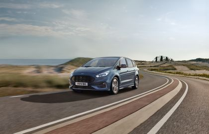 2019 Ford S-Max 1