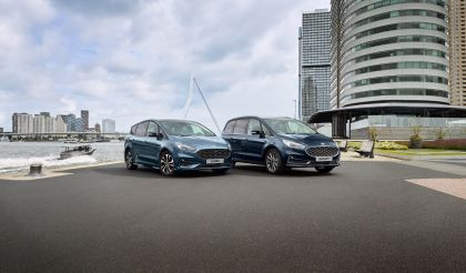 2019 Ford S-Max 12