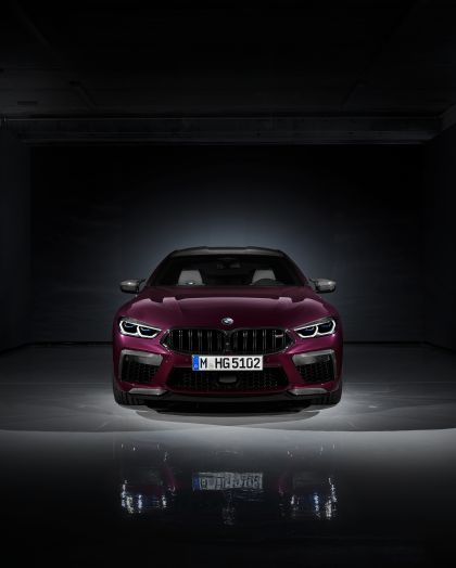 2020 BMW M8 ( F93 ) Competition Gran Coupé 16