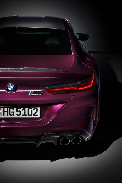 2020 BMW M8 ( F93 ) Competition Gran Coupé 29