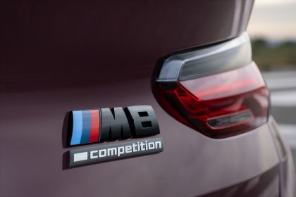 2020 BMW M8 ( F93 ) Competition Gran Coupé 58
