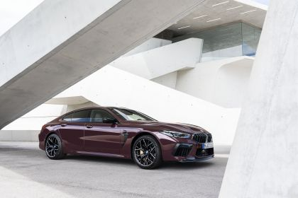 2020 BMW M8 ( F93 ) Competition Gran Coupé 62
