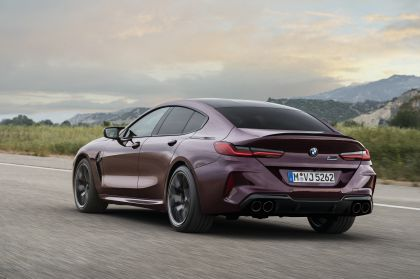 2020 BMW M8 ( F93 ) Competition Gran Coupé 77