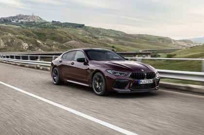 2020 BMW M8 ( F93 ) Competition Gran Coupé 84