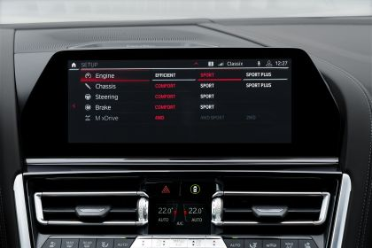 2020 BMW M8 ( F93 ) Competition Gran Coupé 120