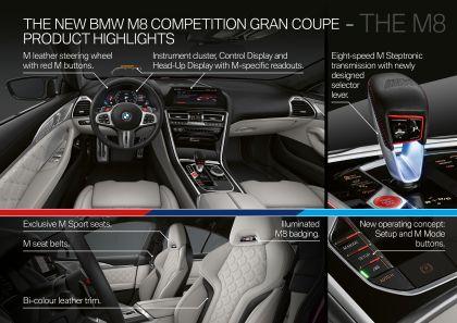 2020 BMW M8 ( F93 ) Competition Gran Coupé 127