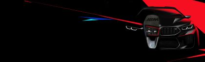 2020 BMW M8 ( F93 ) Competition Gran Coupé 129