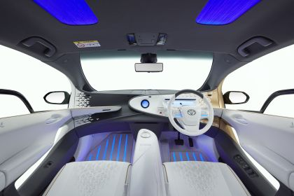 2019 Toyota LQ concept 12