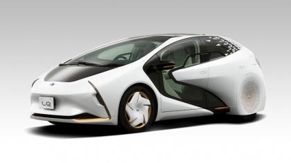 2019 Toyota LQ concept 9