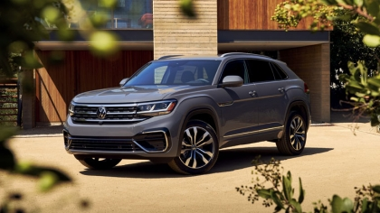 2020 Volkswagen Atlas Cross Sport 6