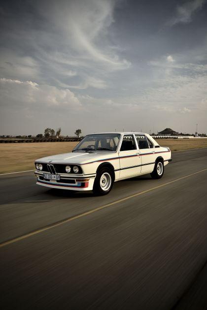 1976 BMW 530 ( E12 ) MLE ( restored in 2019 ) 2