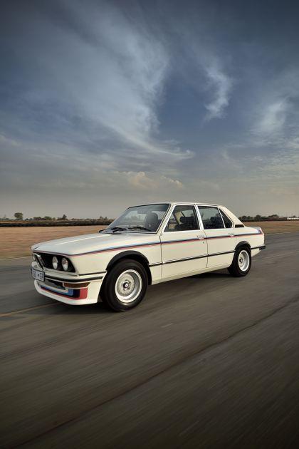 1976 BMW 530 ( E12 ) MLE ( restored in 2019 ) 5