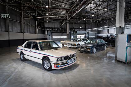 1976 BMW 530 ( E12 ) MLE ( restored in 2019 ) 11