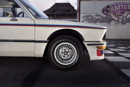 1976 BMW 530 ( E12 ) MLE ( restored in 2019 ) 20