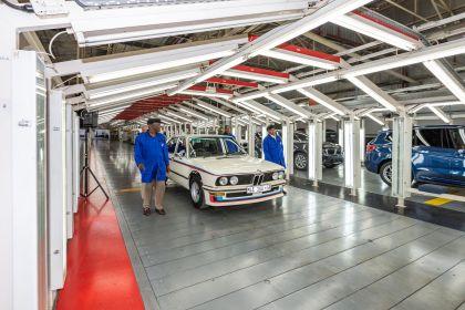 1976 BMW 530 ( E12 ) MLE ( restored in 2019 ) 37