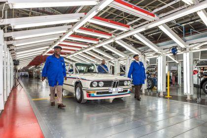 1976 BMW 530 ( E12 ) MLE ( restored in 2019 ) 38