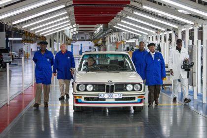 1976 BMW 530 ( E12 ) MLE ( restored in 2019 ) 40