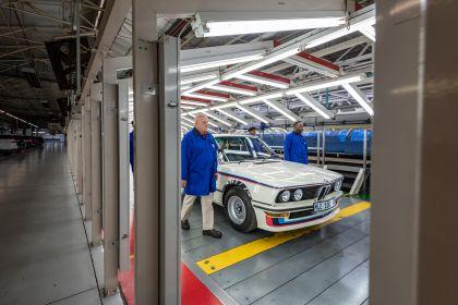 1976 BMW 530 ( E12 ) MLE ( restored in 2019 ) 41