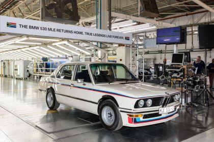 1976 BMW 530 ( E12 ) MLE ( restored in 2019 ) 51