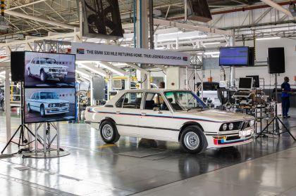 1976 BMW 530 ( E12 ) MLE ( restored in 2019 ) 52