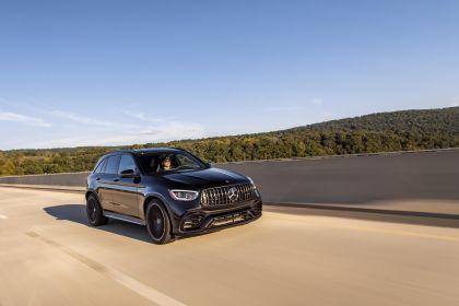 2020 Mercedes-AMG GLC 63 S 4Matic+ - USA version 11