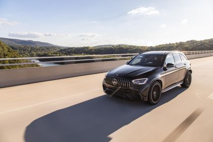 2020 Mercedes-AMG GLC 63 S 4Matic+ - USA version 14