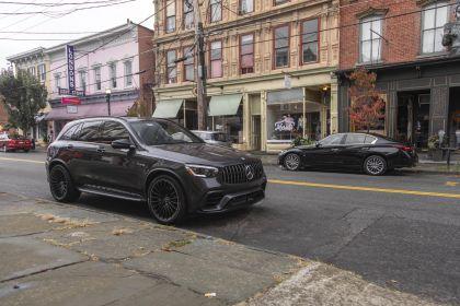 2020 Mercedes-AMG GLC 63 S 4Matic+ - USA version 24