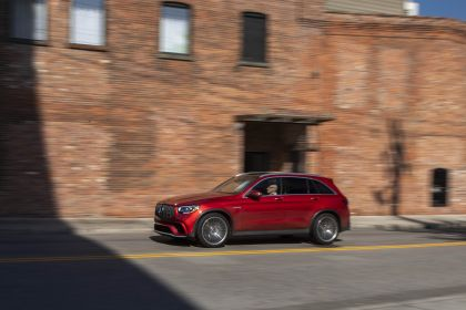 2020 Mercedes-AMG GLC 63 S 4Matic+ - USA version 33