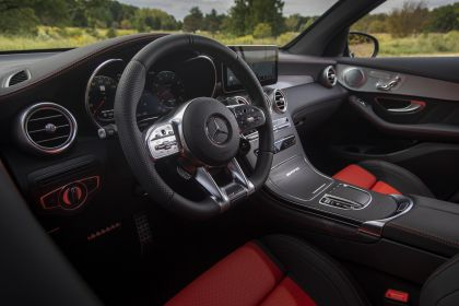 2020 Mercedes-AMG GLC 63 S 4Matic+ - USA version 48