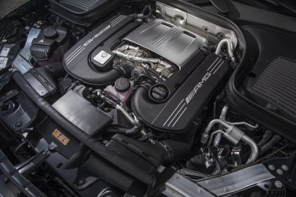 2020 Mercedes-AMG GLC 63 S 4Matic+ - USA version 76