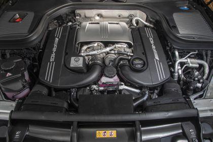 2020 Mercedes-AMG GLC 63 S 4Matic+ - USA version 77