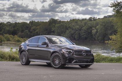 2020 Mercedes-AMG GLC 63 S 4Matic+ coupé - USA version 2