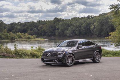 2020 Mercedes-AMG GLC 63 S 4Matic+ coupé - USA version 3