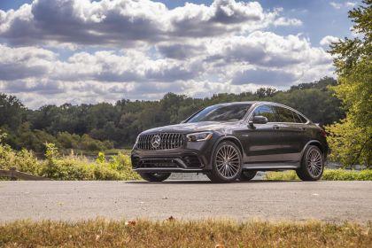 2020 Mercedes-AMG GLC 63 S 4Matic+ coupé - USA version 4