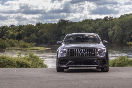 2020 Mercedes-AMG GLC 63 S 4Matic+ coupé - USA version 7