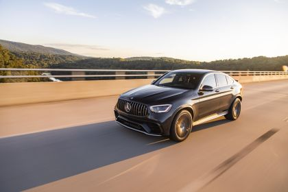 2020 Mercedes-AMG GLC 63 S 4Matic+ coupé - USA version 11