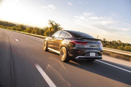 2020 Mercedes-AMG GLC 63 S 4Matic+ coupé - USA version 14